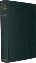 Books:Literature 1900-up, F. Scott Fitzgerald. The Great Gatsby. New York: CharlesScribner's Sons, 1925. First edition, first printing. ...