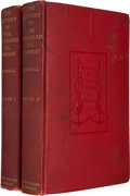Books:Business & Economics, Ida Tarbell. The History of the Standard Oil Company.Illustrated with Portraits, Pictures, and Diagrams. NewYo... (Total: 2 Items)