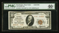 National Bank Notes:New York, Patchogue, NY - $10 1929 Ty. 2 The Peoples NB Ch. # 12788. ...