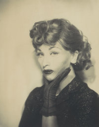 CINDY SHERMAN (American, b. 1954) Untitled, (Lucille Ball), 1975 Fujicolor Crystal Archive, 2001