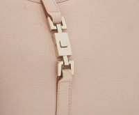 e192d004183 Gucci Light Pink Leather Mini Jackie Shoulder Bag with