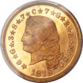 Proof Four Dollar Gold Pieces, 1879 $4 Flowing Hair, Judd-1635, Pollock-1832, R.3, PR65 Cameo PCGSSecure....
