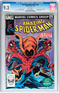 Modern Age (1980-Present):Superhero, The Amazing Spider-Man #238 (Marvel, 1983) CGC NM- 9.2 Whitepages....