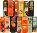 Big Little Book:Miscellaneous, Big Little Book Group (Whitman, 1930s) Condition: Average FN....(Total: 13 Comic Books)