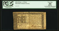Colonial Notes:Maryland, Maryland March 1, 1770 $6 PCGS Apparent Very Fine 35.. ...