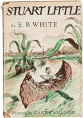 Books:Children's Books, E. B. White. Stuart Little. New York: Harper & Brothers,[1945]. First edition, first printing. Inscribed by W...