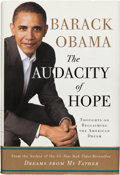 Books:Biography & Memoir, Barack Obama. The Audacity of Hope. Thoughts onReclaiming the American Dream. New York: Crown Publishers,[2006...