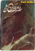 Books:Science Fiction & Fantasy, Frank Herbert. Dune. Philadelphia / New York: Chilton Books,1965. First edition, first printing....