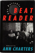 Books:Literature 1900-up, [Allen Ginsberg, Gregory Corso, Lawrence Ferlinghetti and others].Ann Charters, editor. The Portable Beat Reader....