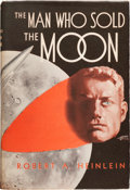 Books:Science Fiction & Fantasy, Robert A. Heinlein. The Man Who Sold the Moon. Chicago:Shasta Publishers, [1950]. First edition, first printing...