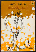 Books:Science Fiction & Fantasy, Stanislaw Lem. Solaris. Walker, [1970]. First Americanedition, first printing....