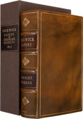 Books:Literature Pre-1900, Charles Dickens. The Posthumous Papers of the PickwickClub. London, 1837. First book edition, second issue.F...