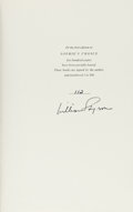 Books:Literature 1900-up, William Styron. Sophie's Choice. Random House, [1979].Limited to 500 numbered and signed copies....