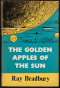Books:Science Fiction & Fantasy, Ray Bradbury. The Golden Apples of the Sun. RupertHart-Davis, 1953. First British edition, first printing. Signed...