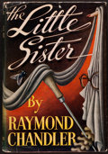 Books:Mystery & Detective Fiction, Raymond Chandler. The Little Sister. Boston: HoughtonMifflin, 1949. First American edition, first issue (in orange ...