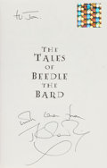 Books:Children's Books, [Harry Potter Related]. J. K. Rowling. The Tales of Beedle the Bard. Levine/Scholastic, [2008]. First American e...