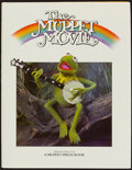 Books:Children's Books, [Jim Henson and the Muppets]. Steven Crist, adaptation. TheMuppet Movie. Muppet Press, [1979]. First edition, f...