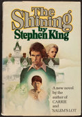 Books:Horror & Supernatural, Stephen King. The Shining. Garden City: Doubleday, 1977.First edition....