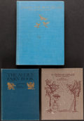 Books:Children's Books, [Arthur Rackham, illustrator]. Three Trade Editions Illustrated byRackham.... (Total: 3 Items)