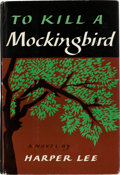 Books:Literature 1900-up, Harper Lee. To Kill a Mockingbird. Philadelphia: J.B.Lippincott, [1960]. First edition, in the first issue dust...