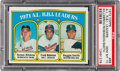Baseball Cards:Singles (1970-Now), 1972 Topps A.L. R.B.I. Leaders #88 PSA Gem Mint 10 - Pop Three! ...