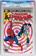 Modern Age (1980-Present):Superhero, Spider-Man-Related CGC-Graded Comics Group (Marvel, 1980-90)Condition: CGC NM+ 9.6.... (Total: 3 Comic Books)