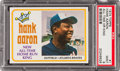 "Baseball Cards:Singles (1970-Now), 1974 Topps Hank Aaron ""All Time Home Run King"" #1 PSA Mint 9 - OneHigher! ..."