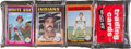 Baseball Cards:Unopened Packs/Display Boxes, 1975 Topps Baseball Rack Pack With Robin Yount Rookie on Front. ...