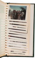 Baseball Collectibles:Photos, 1960's Stan Musial Visits Vietnam Photograph Album....