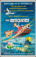 """Movie Posters:Animation, The Rescuers (Buena Vista, 1977). One Sheet (27"""" X 41""""). Animation.. ..."""
