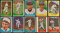 "Baseball Cards:Sets, 1960 Fleer ""Baseball Greats"" Complete Set (79). ..."