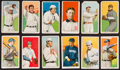 Baseball Cards:Lots, 1909-11 T206 Piedmont Tobacco card Collection (12). ...