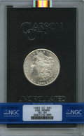 GSA Dollars: , 1883-CC $1 GSA HOARD MS64 NGC. NGC Census: (8275/4415). PCGSPopulation (0/2). ...