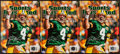 """Football Collectibles:Publications, Brett Favre Signed """"Sports Illustrated"""" Special Tribute Edition Magazines Lot of 3...."""