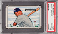 Baseball Cards:Singles (1950-1959), 1951 Bowman Mickey Mantle #253 PSA EX-MT+ 6.5....