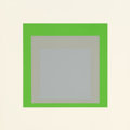 Post-War & Contemporary:Contemporary, JOSEF ALBERS (American, 1888-1976). Homage to the Square, SoftEdge - Hard Edge (portfolio of 10), 1965. Portfolio with ...