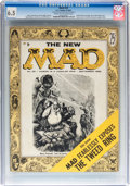 Magazines:Mad, Mad #25 (EC, 1955) CGC FN+ 6.5 Cream to off-white pages....