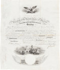 Autographs:U.S. Presidents, Zachary Taylor Naval Appointment Signed...