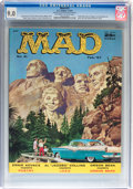 Magazines:Mad, Mad #31 (EC, 1957) CGC VF/NM 9.0 Off-white to white pages....