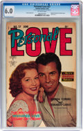 Golden Age (1938-1955):Romance, Personal Love #27 (Famous Funnies, 1954) CGC FN 6.0 Off-whitepages....