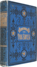 Books:Literature Pre-1900, Mark Twain. The Adventures of Tom Sawyer. Hartford, 1876.First edition, second printing, issue A....