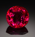 Gems:Faceted, VERY FINE GEMSTONE: NATURAL RUBY - 5.22 CT. with GIA CERT.Vietnam. ...