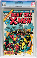 Bronze Age (1970-1979):Superhero, Giant-Size X-Men #1 (Marvel, 1975) CGC VF+ 8.5 Off-white pages....