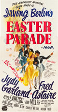 """Movie Posters:Musical, Easter Parade (MGM, 1948). Three Sheet (41"""" X 79.5"""") Style A.. ..."""