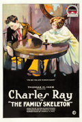 "Movie Posters:Drama, The Family Skeleton (Paramount, 1918). One Sheet (28.5"" X 42.25"")....."