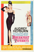 "Movie Posters:Romance, Breakfast at Tiffany's (Paramount, 1961). One Sheet (27"" X 41"").. ..."