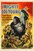 """Movie Posters:Horror, Mighty Joe Young (RKO, 1949). One Sheet (27"""" X 41"""") Style C.. ..."""