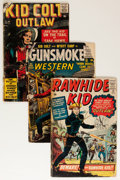 Silver Age (1956-1969):Western, Marvel Silver Age Western Comics Group (Marvel, 1960s) Condition:Average GD.... (Total: 29 Comic Books)