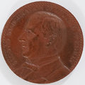 Political:Inaugural (1789-present), William McKinley: Official Inauguration Medal....