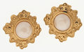 Luxury Accessories:Accessories, Chanel Gold & Faux Pearl Earrings. ...